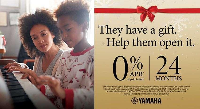 Yamaha Holiday Sale Keyboard Concepts Piano Stores